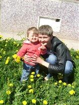 Я и моя доченька Анюта