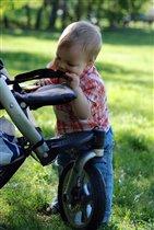 Отличная коляска:)