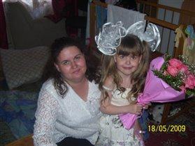 Я и моя доченька Юляша
