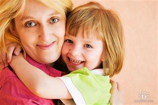 Моя дочка Вера и я!