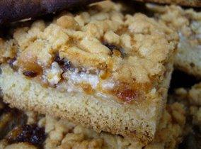 'Тёртый пирог', или песочное печенье