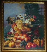 Натюрморт с персиками ГК