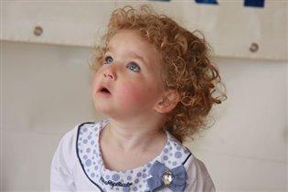 Голубоглазый Ангел:)
