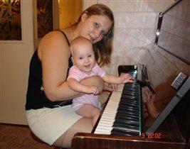 Дарю тебе себя, пусть музыка в твоей душе звучит всегда!