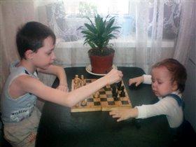 Давай сыграем в шахматы?
