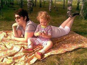 отдых в березках