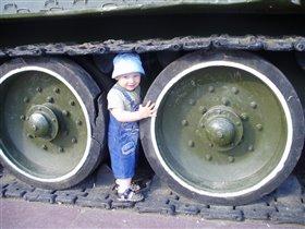 Я в танке :D