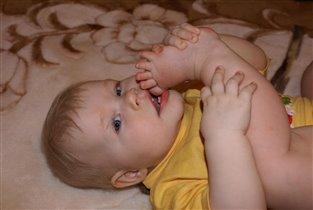 Вкуснее пальца на ноге еще ничего не пробовала!