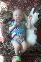 Мои лучшие друзья-Масяня и Стефания