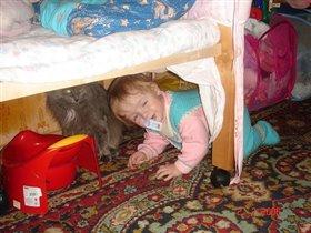 Девчатки и котятки