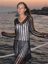 Платье Catherine Malandrino связано на заказ