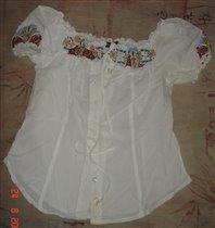 Блуза летняя. 400руб.