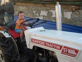 Тракторист.