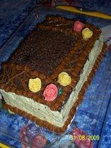 Торт-книжка 'Шоколадный Мокко'