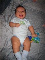 мой маленький улыбашка :)