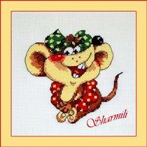 Мышка Зося ('Чудесная игла')