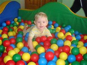 Мой любимый бассейн в детском садике!