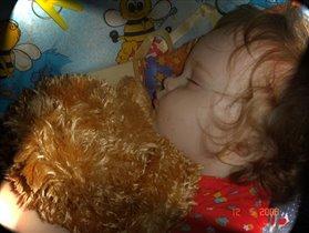 С любимым медведям и спится слаще