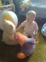 Сын малыш или игрушки большухи?