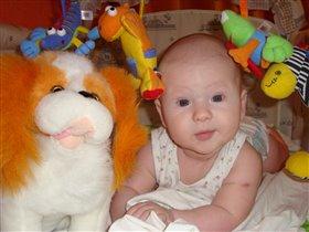 Это мои самые любимые игрушки!!!