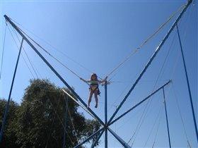 Ничего я не боюсь, выше неба поднимусь!!!