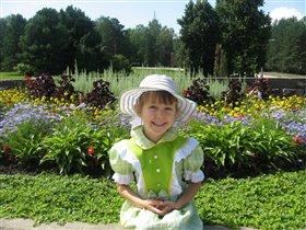 А все-таки я самый красивый цветочек ;)
