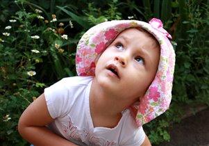 В шляпке сижу-высоко гляжу!!!