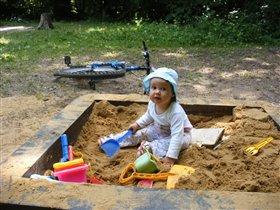 Лето.Солнышко.Песочек. Как интересно!