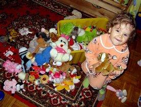 Мои любимые игрушки!!!!!!