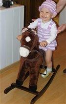 я и мой верный конь!!!