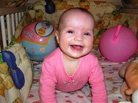 Даша - улыбаша!