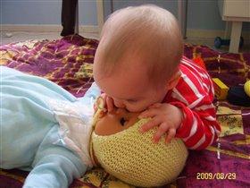 'Поцелуй любимой кукле'