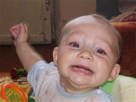 Первые зубы - самое ВРЕМЯ УЛЫБАТЬСЯ :)