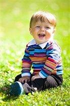 когда смеётся ребёнок - улыбается небо!