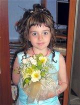 Улыбка дочки