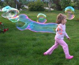 Рекордно-длинный пузырь!