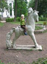 По коням..