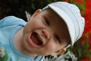 моя красивая улыбка