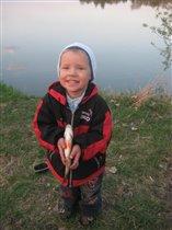 осень...можно прогуляться на рыбалку!!!