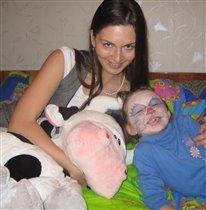 где ребенок где теленок?)))