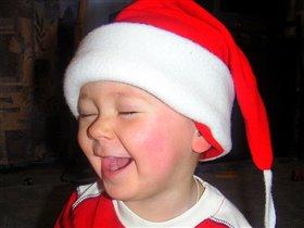 Самый весёлый Дед Мороз!