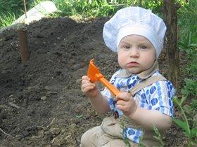 Садовод-любитель...)))