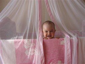 Как проснусь я поутру,всем улыбку я дарю!!!