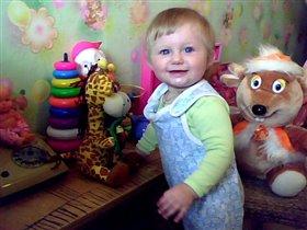 настена и ее игрушки