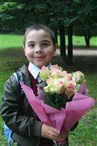 Цветы покупали на Профсоюзной, на Нахимовском проспекте)))