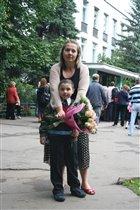 Дэник с мамой)))