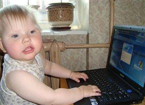 Маргарита любит on-line игрушки