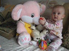 Люблю большие игрушки!