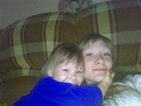 Я и Анюта