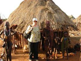 Племя Хамер. Самые гордые в Африке:)